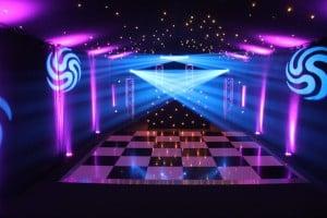 house nightclub marquee
