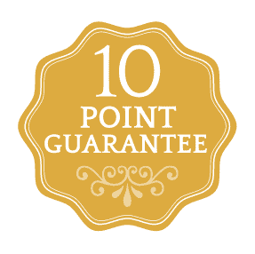 Marquee 10 point guarantee