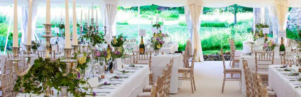 Marquee interiors creative theming and decoration for Indoor marquee decoration