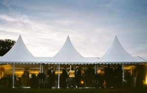 Sophisticated marquee lighting and decor Surrey Chinese Hats