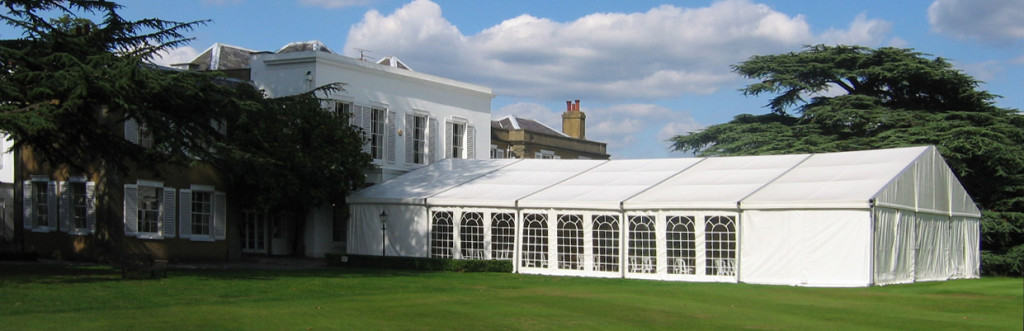 House Extension Marquee