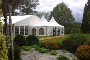 large party marquee hire