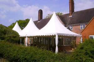 marquee canopy for party