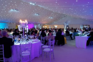 winter party venue