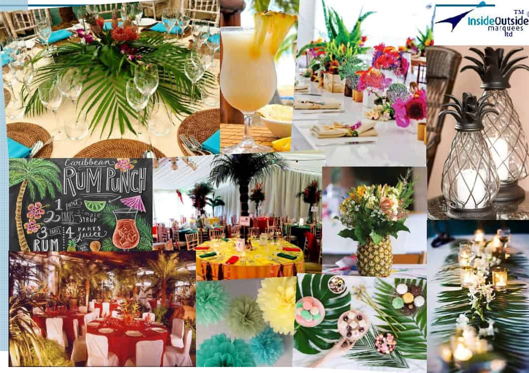 how to create an event mood board