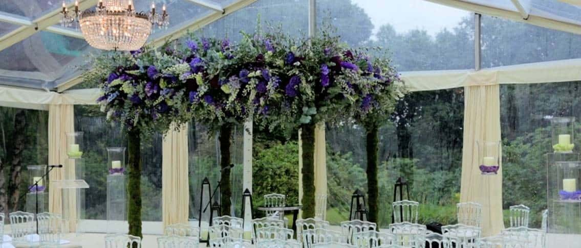 Amazing Marquee Hire Surrey   Call Inside Outside Marquees