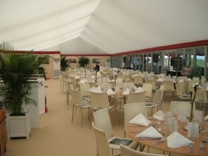 Corporate marquee hire Surrey