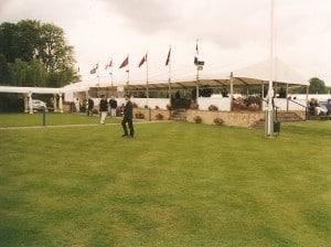 Henley Regatta marquee Surrey