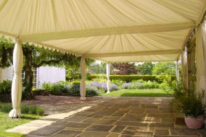 marquee entrance canopy