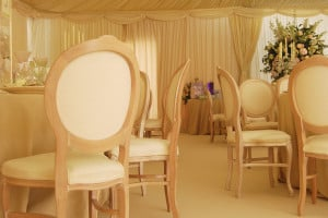 elegant wedding chairs
