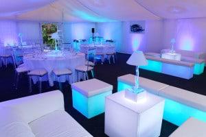ibiza marquee party hire