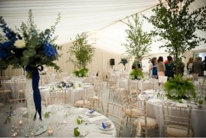 Marquee wedding Surrey