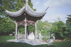 Wisley Gardens Pagoda