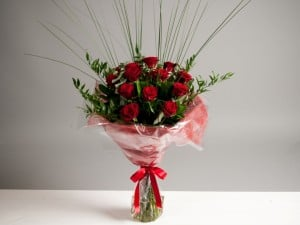 Blomster Designs Roses Bouquet