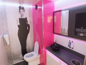 Boutique Toilets