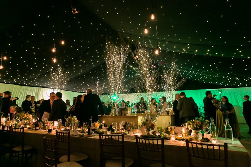 Planning A Winter Wedding Choose A Marquee For Your Reception