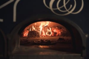 Wood Fired Pizza Landrover