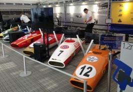 Classic race simulators