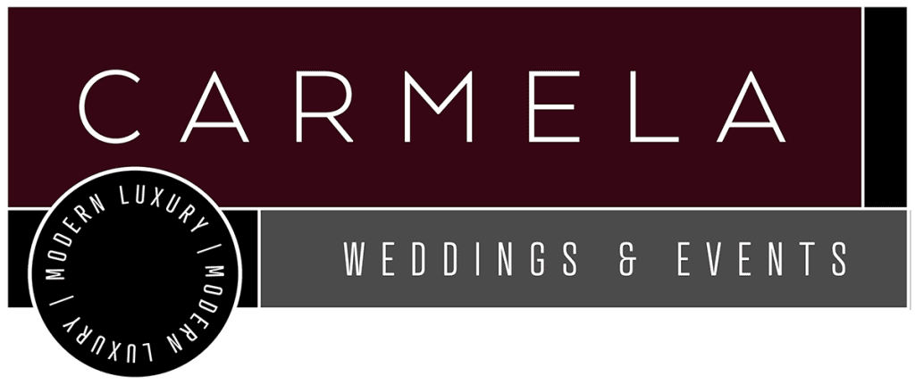 Carmella Weddings Logo