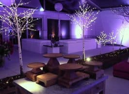 winter marquee hire
