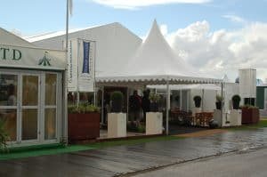 Corporate Marquee
