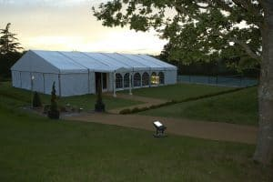 Frame Tent Marquee