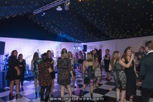 Christmas Parties dancefloor scene