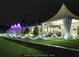 Christmas marquee hire COVID and marquee hire