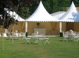 marquee hire quotes