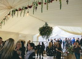 planning a marquee event