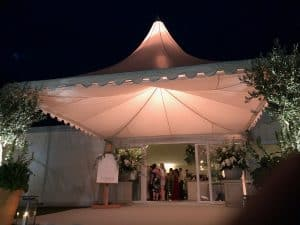 Can i hire a marquee in winter pagoda marquees