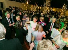 Winter weddings post COVID wedding