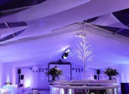 Can i hire a marquee in winter
