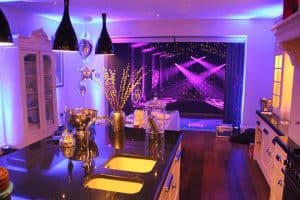Extension marquees winter party tips