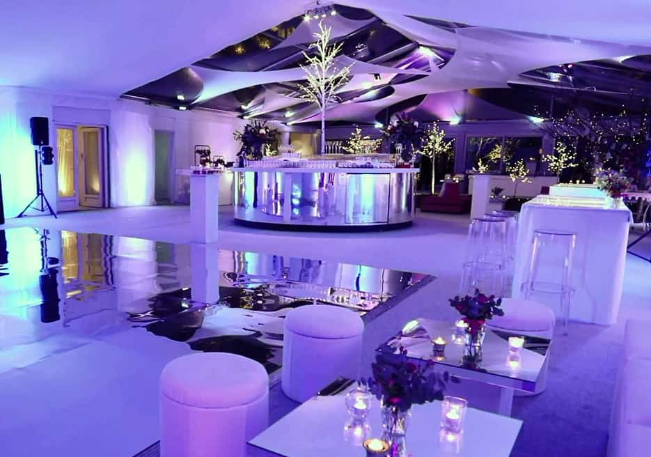 Marquee heaters