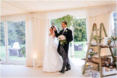 2021 marquee wedding trends