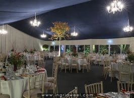restaurant, bar and pub extension marquees