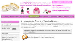 UK Bridal Directory
