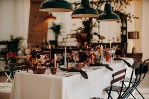 Marquee wedding planner: