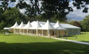 The difference between gazebos and marquees